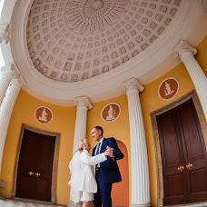 Wedding photographer Olga Zamelyuk (TiGRA). Photo of 01.09.2016