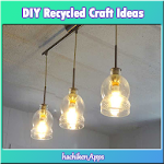 DIY Recycled Craft Ideas