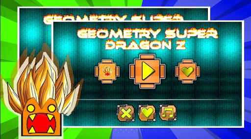 Geometry Super Dragon  screenshots 1