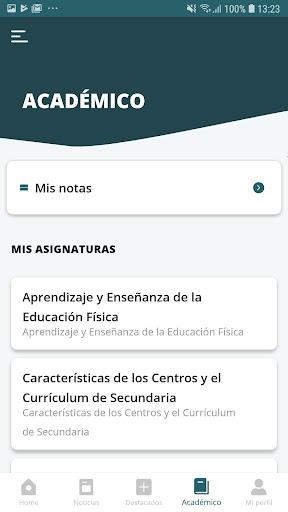 Universidad de Cantabria screenshot 7
