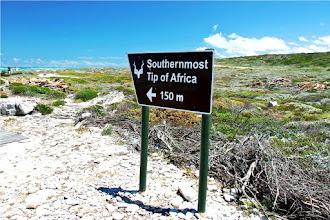 Photo: Cape Aghulas