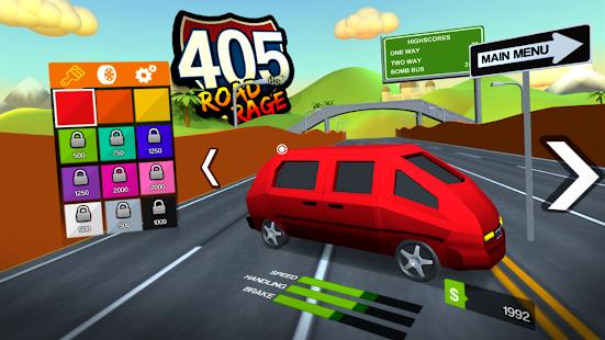 405 Road Rage