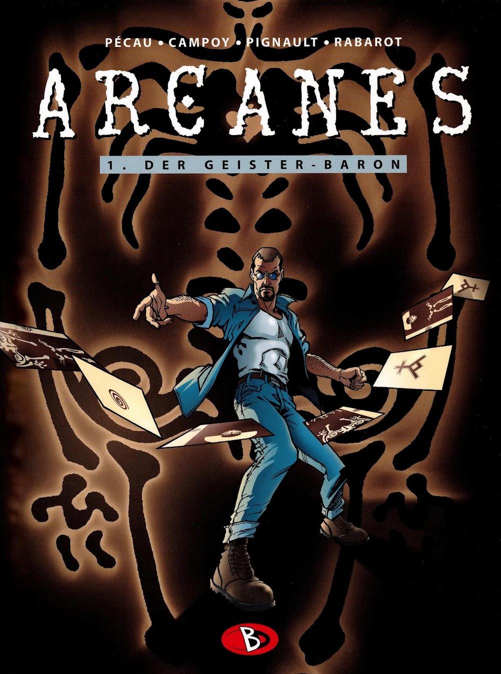 Arcanes (2006) - komplett