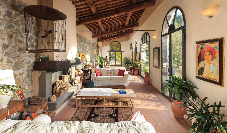Villa avec jardin et terrasse Fosciandora