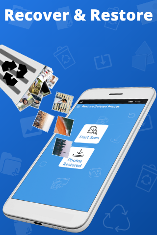 Deleted Photo Recovery App Restore Deleted Photos screenshot 5