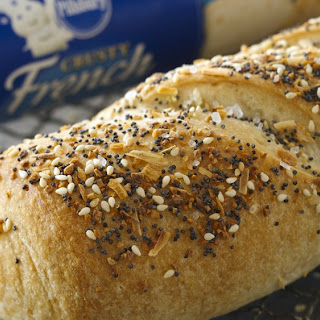 Everything Bagel French Bread Recipe