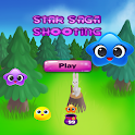 Sweet Stars Saga Shooting Game icon