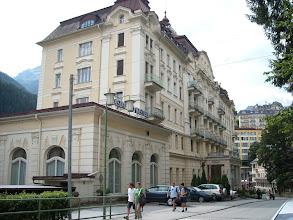 Photo: Das Casino in Bad Gastein