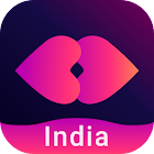 ZAKZAK India - 1 to 1 video chat icon