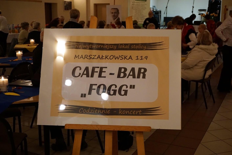 """""""Caffe Fogg"""" Krępa"""