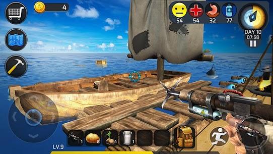 Ocean Survival MOD (Unlimited Money) 1