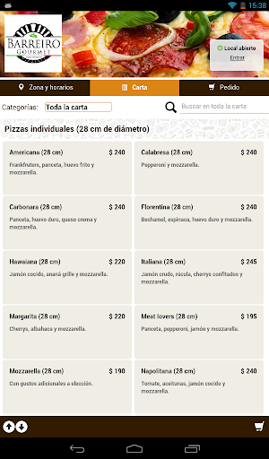 Barreiro Gourmet  screenshots 4