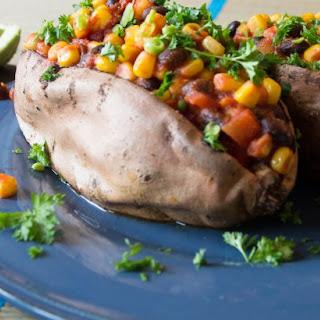 Vegan Stuffed Baked Potatoes Recipes.