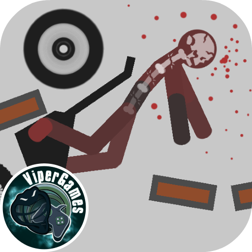 Stickman Dismounting (game)