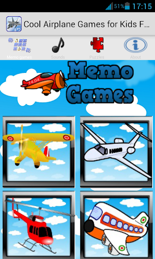 Airplane Game For Toddler Free