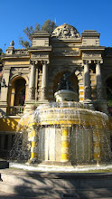 Photo: Santiago's fountain