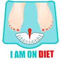 I AM ON DIET icon