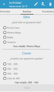 Votinga: Voting in Group screenshot 3