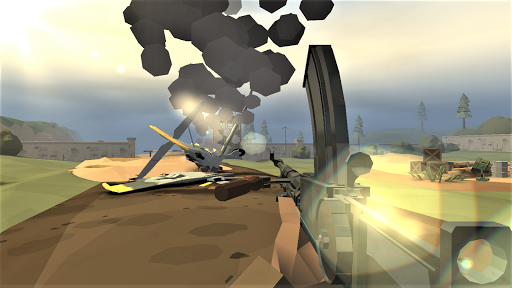 World War Polygon: WW2 shooter apktram screenshots 8