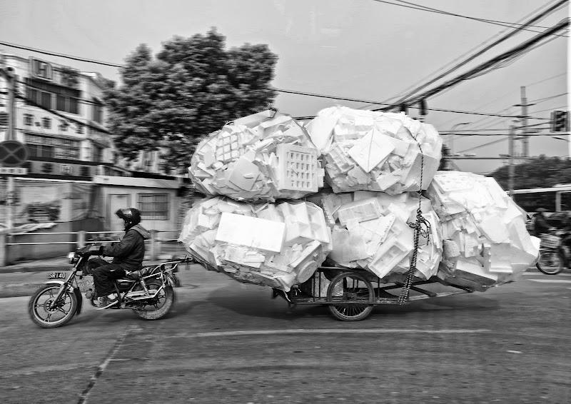 Trasporto imballaggi di Patrix