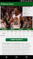 Screenshot of Boston Celtics