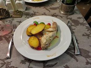 Photo: Rabbit with potatoes at Uzipios Klasiks