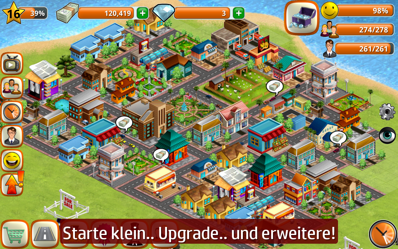 City Island  Sim Town Tycoon Pc Download