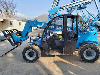Picture of a GENIE GTH-5519