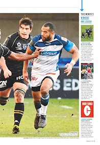 Rugby World- screenshot thumbnail