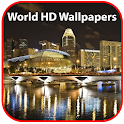 World HD Live Wallpaper icon
