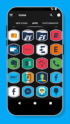 Soneo - Icon Pack APK screenshot thumbnail 7