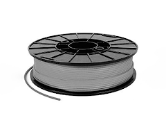 NinjaTek NinjaFlex Steel Gray TPU Filament - 1.75mm (1kg)