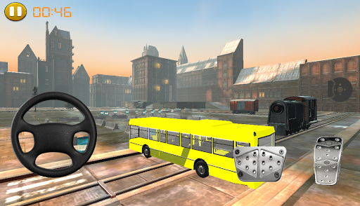 Subway Bus Parking
