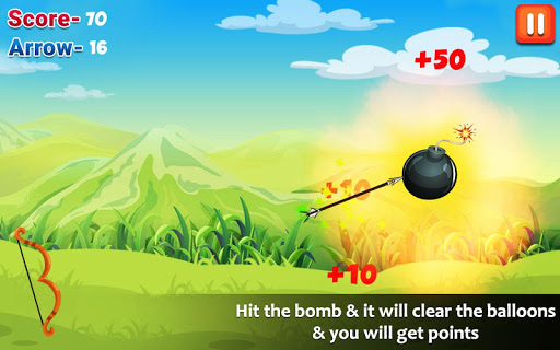 Balloon Shooting : Smash Hit The Rising Up Balloon apkpoly screenshots 5