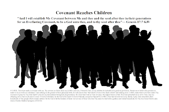 Photo: Covenant Reaches Children ''And I will establish My Covenant between Me and thee and thy seed after thee in their generations for an Everlasting Covenant, to be a God unto thee, and to thy seed after thee'' __ Genesis 17:7 KJV. Charles Haddon Spurgeon (1834-92)   Faith's Checkbook by Spurgeon  Covenant Reaches Children: Audio; http://www.sermonaudio.com/playpopup.asp?SID=fcb0801  Covenant Reaches Children: Website; http://www.sermonaudio.com/sermoninfo.asp?SID=fcb0801   BIBLE READING, BIBLE VERSIONS and DEVOTIONAL  Daily Devotional: Morning, Evening and Checkbook Series by Charles Haddon Spurgeon (1834-92) http://www.sermonaudio.com/daily.asp  The Inspirational https://www.youtube.com/user/ordl1940  Image: Silhouette Of Generations