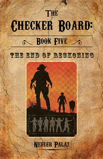 The Checker Board: Book Five: The End of Reckoning cover