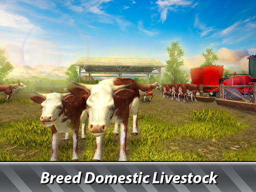 ud83dude9c Farm Simulator: Hay Tycoon grow and sell crops apkpoly screenshots 12