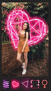 PicsApp Photo Editor: Collage Maker, Neon Effects 5