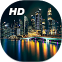City Night Live Wallpapers HD icon