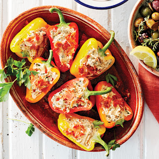 Stuffed Serrano Peppers Recipes.