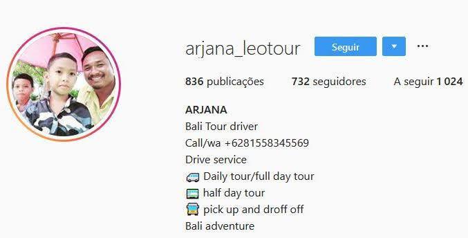 Arjana Leo Tours