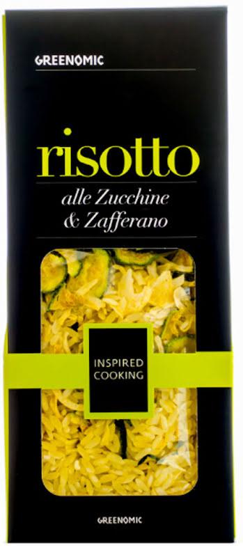 Risotto alle Zucchine - Greenomic