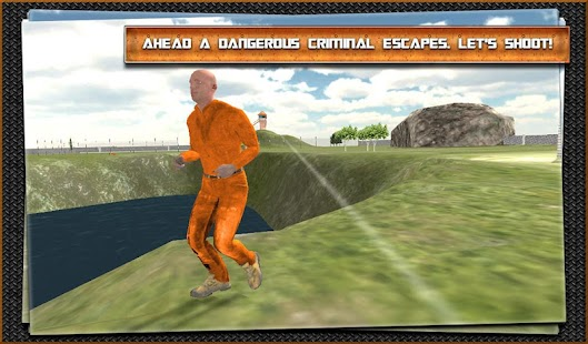 Prison Break Barrett Shooting- screenshot thumbnail