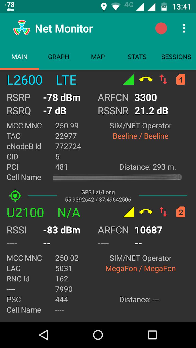 NetMonitor Pro Screenshot 0