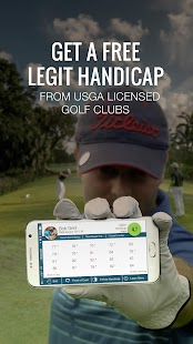 TheGrint, Golf Handicap & GPS- screenshot thumbnail