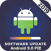 Android Update App - Update Android 9.0 any Phone Icon