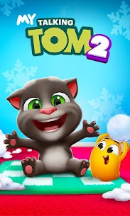 My Talking Tom 2 Mod Apk v1.8.1.858 [Unlimted Money] 8