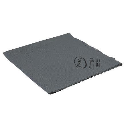 Vikan Microfiberduk grå 40x40