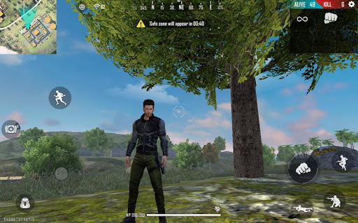 Garena Free Fire: BOOYAH Day screenshot 6