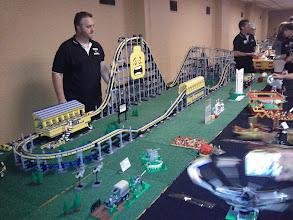 Photo: Roller coaster (working)